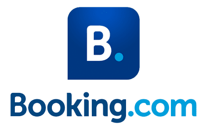 Grafik: Logo von booking.com